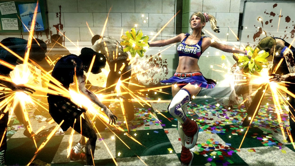 Lollipop Chainsaw Screen Shots