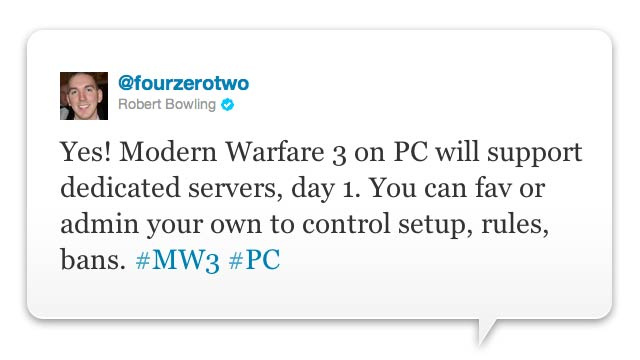 Modern Warfare 3 Gets Dedicated Servers on PC (That's a Great Thing for Competitive Play)