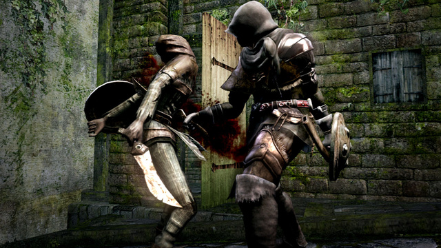 Hot New Dark Souls Screens Show Its 'Clothing Optional' Class