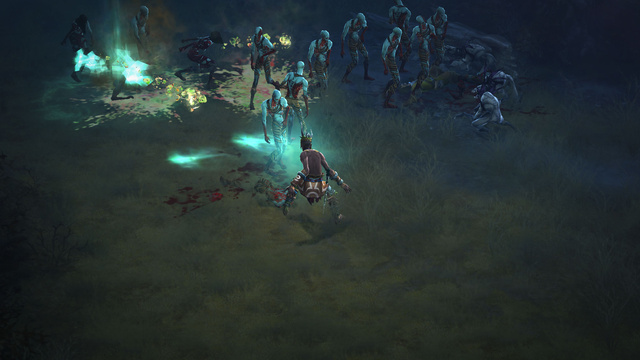 New Diablo III Screen Shots from Gamescom 2011