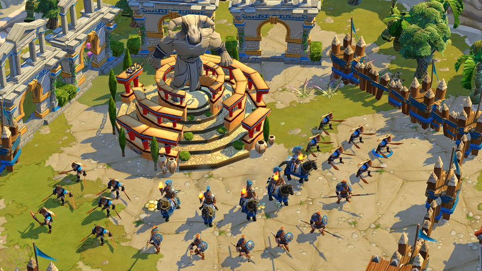 Why You Need to Play <em>Age of Empires Online</em>... And Believe My Lies