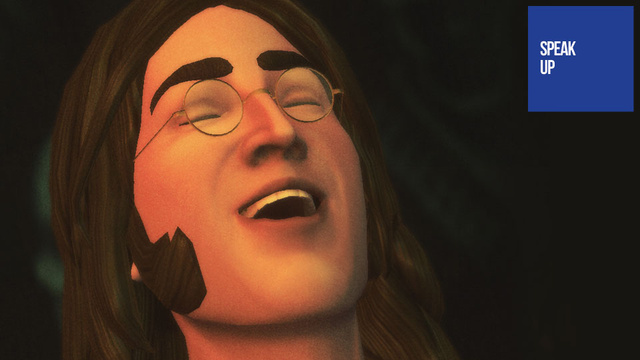 "Sing Along With the Gamer Edition of John Lennon's ""Imagine"""