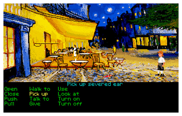 Adventure Games Give us a Lesson In Fine Art