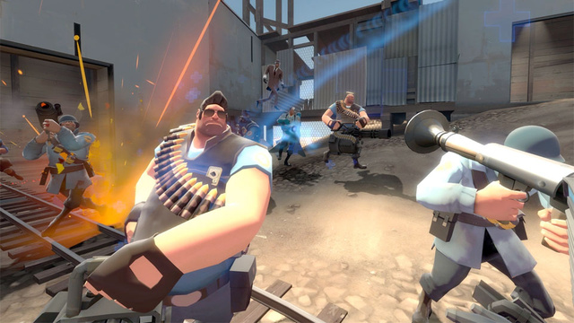 Now You Can Trade Team Fortress 2 Hats for Actual Video Games