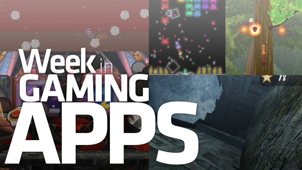 From <em>Flick Rocket</em> to <em>Roboto</em>, The Best Gaming Apps We've Played This Week
