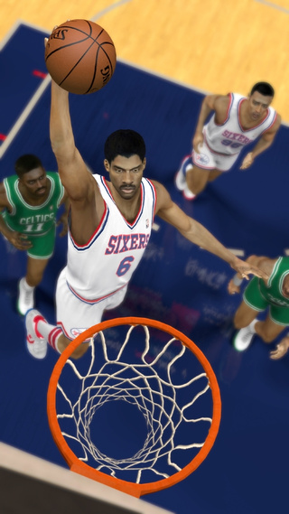 "Dr. J Joins Larry, Magic and Michael in NBA 2K12's ""Greatest"" Challenge"