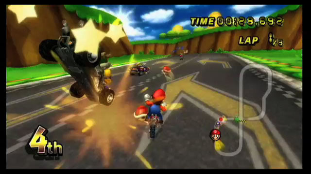 Mario Kart 7 is the Ninth Mario Kart