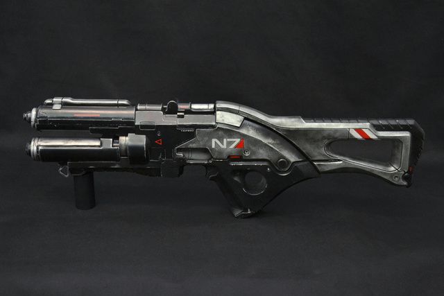 An Amazing Mass Effect Gun That Exists In the Real World