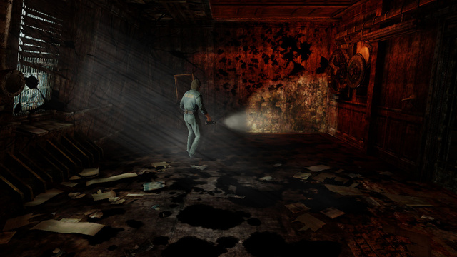 New Screens For Silent Hill HD Collection and Silent Hill: Downpour Come to Light