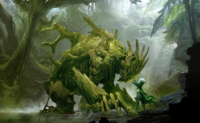 More Amazing Guild Wars 2 Art to Kickstart Your Working Week