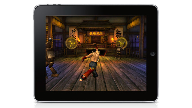 Tekken Bowl Strikes iPhone and iPad Today (For Free)