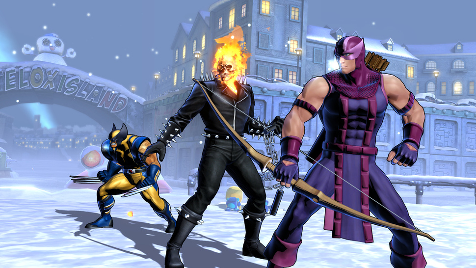 <em>Ultimate Marvel vs. Capcom 3</em> Features More Alternate Costumes, Midair X-Factor and, Yes, Some New Characters You May Have Heard About