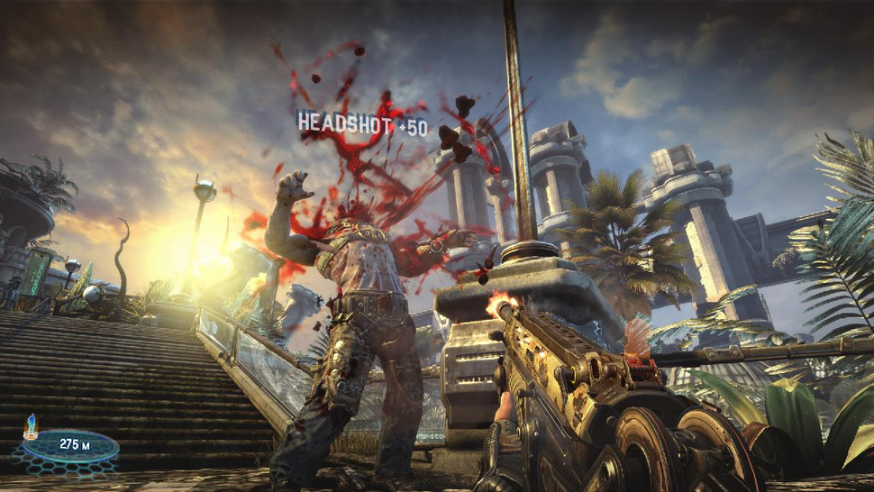 <em>Bulletstorm</em> Didn't Make Money, But it Was Worth It