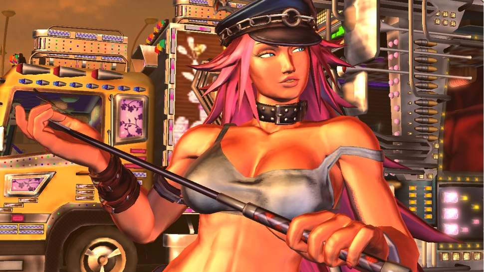 Poison Highlights the Latest Character Reveal for <em>Street Fighter X Tekken</em>