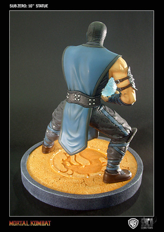 Mortal Kombat Statues for Differing Tastes and Budgets