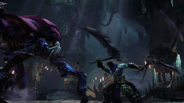 Darksiders II's Death and the Horse He Rode In On
