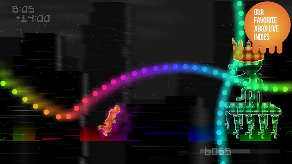 Our Newest Xbox Live Indie Favorites are Full of Rainbows and Death