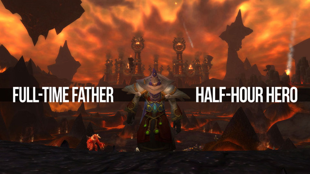 World of Warcraft Daily Quests Are Guilt-Free Gaming for a Massively Multiplayer New Dad