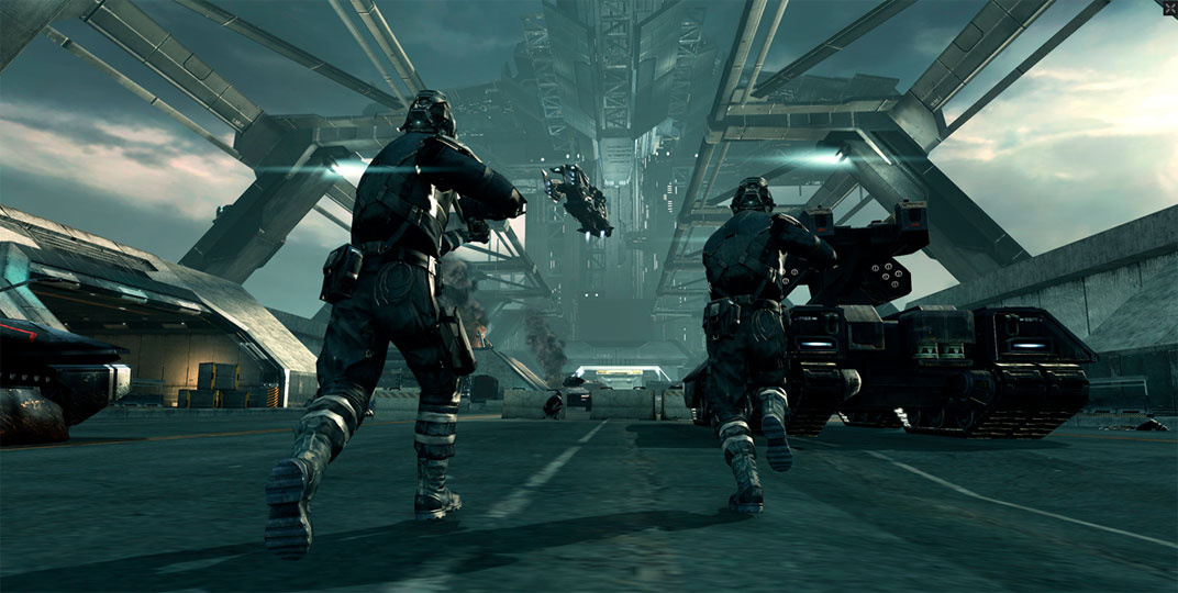 <em>Dust 514</em> Isn't Really Free-to-Play [Update]