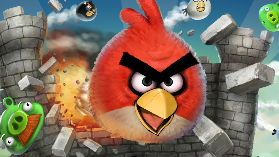 Man Behind Marvel Movies Now Behind <em>Angry Birds</em>