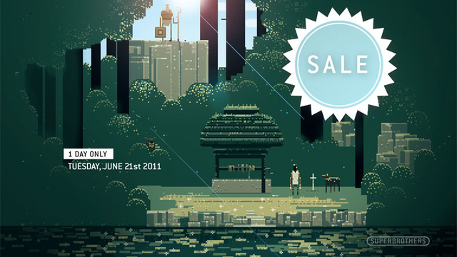 Get iOS Indie Hit Superbrothers: Sword & Sworcery EP Super Cheap Today
