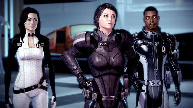 Female Shepard Finally Gets Cover Girl Glory in Mass Effect 3