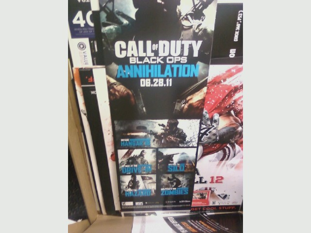 Is the Third Black Ops Map Pack Coming at the End of June?