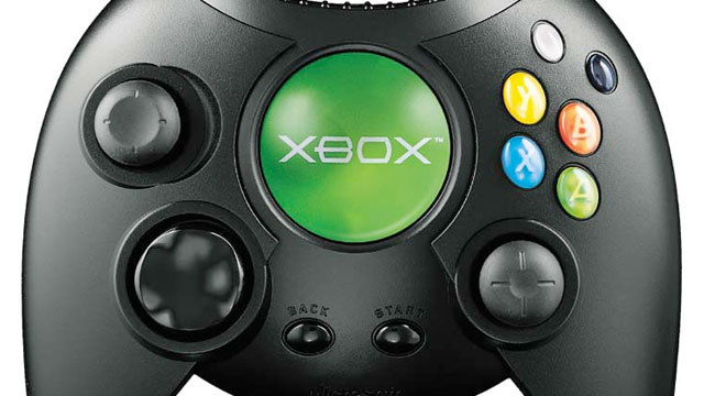 The Original Xbox Controller is Coming Back in an Extremely Limited    Xbox 1 Controller Back