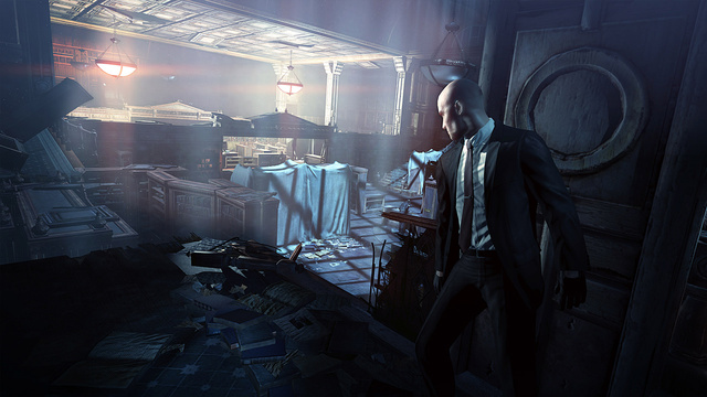 Agent 47 is One Very Pissed-Off Bald Man in These Hitman: Absolution Screens