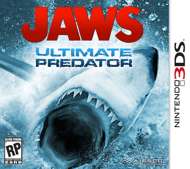 The Wii Jaws Game is for Kids, the 3DS One Isn't