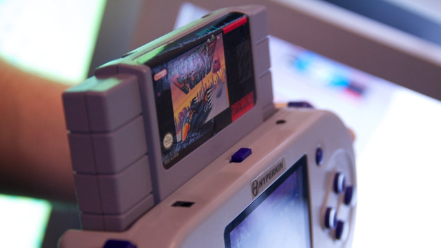 Supaboy Hands On: The Littlest Super Nintendo