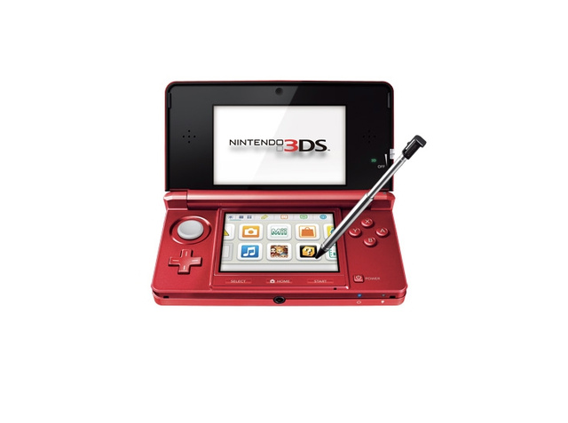 New 3DS Color. New Wii Bundle.
