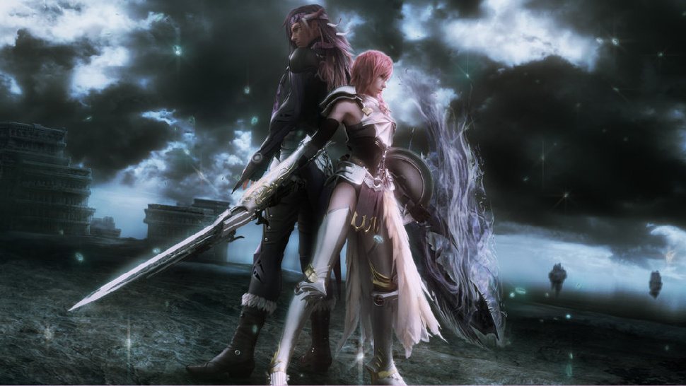 <em>Final Fantasy XIII-2</em> Has Transforming Moogles, Recruitable Monsters and Rap