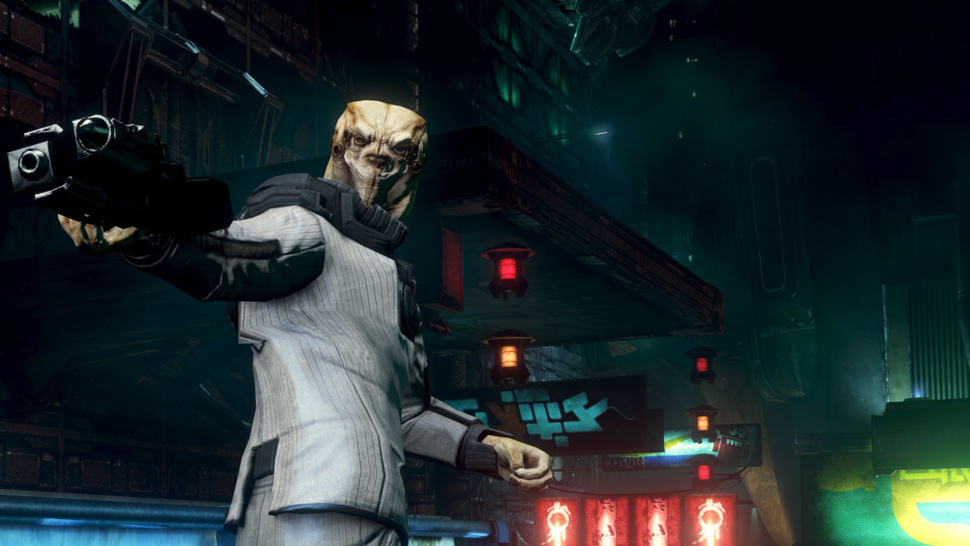 <em>Prey 2's</em> E3 Screens Proves Aliens Do Indeed Wear Pants