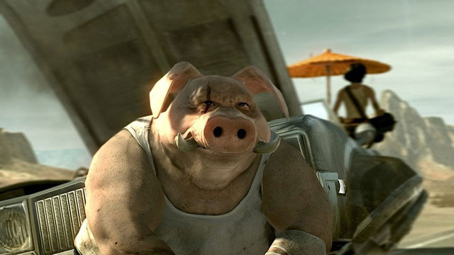 Beyond Good & Evil 2 Won't be Out On PS3 or Xbox 360