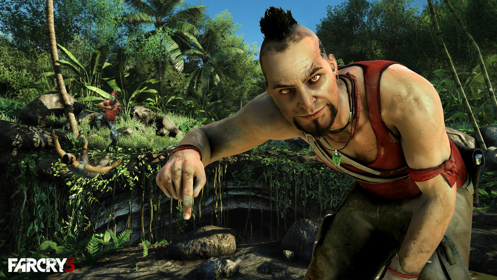 <em>Far Cry 3</em> is Stabbing Guys In the Chest In 2012