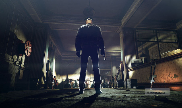 Hitman: Absolution's First Screens Look Like This