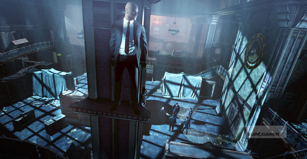 <em>Hitman: Absolution</em>'s First Screens Look Like This