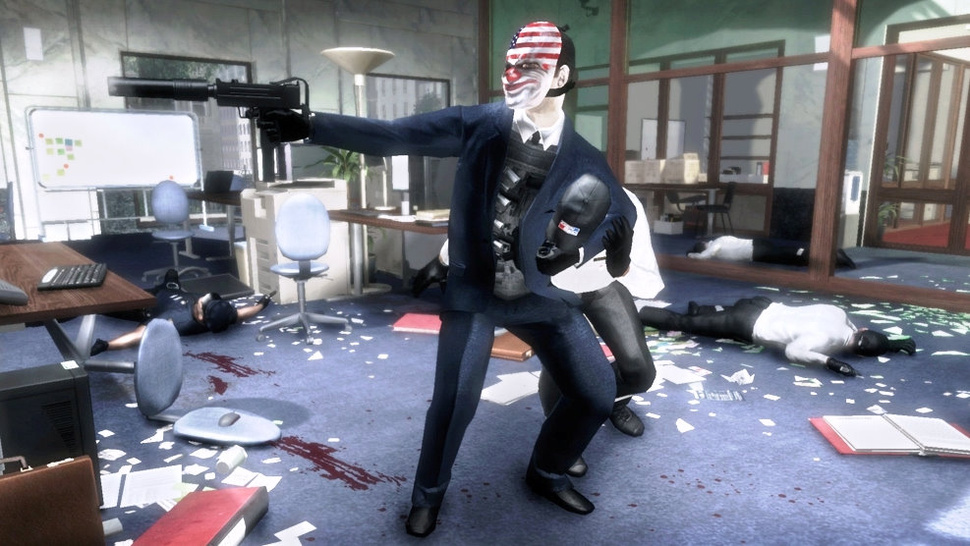 <em>Payday: The Heist</em> Will Bring Team-Based Bank Robbery to the PSN