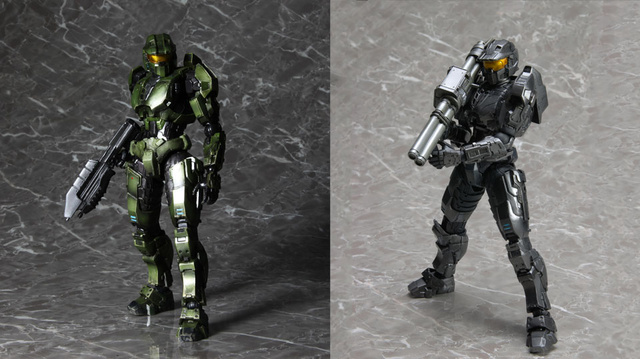 Check Out Square Enix's Sleek and Sexy Master Chief Makeover