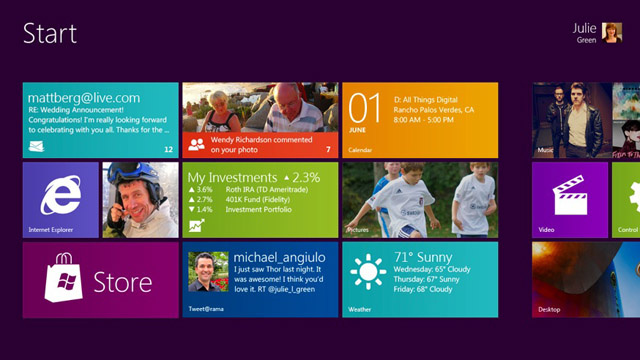 Microsoft Opens Up About Windows 8 On New Dev Blog