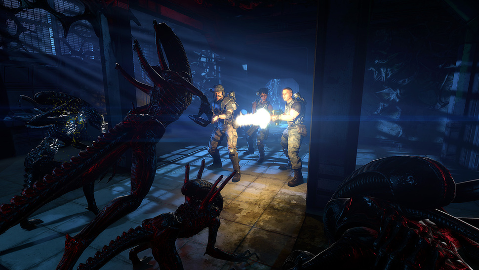 <em>Aliens: Colonial Marines</em>, a 'True Sequel to James Cameron's classic <em>Aliens</em>,' Out in 2012