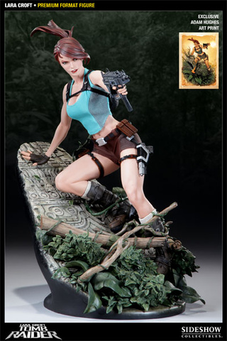This Lara Croft Will Set You Back $350