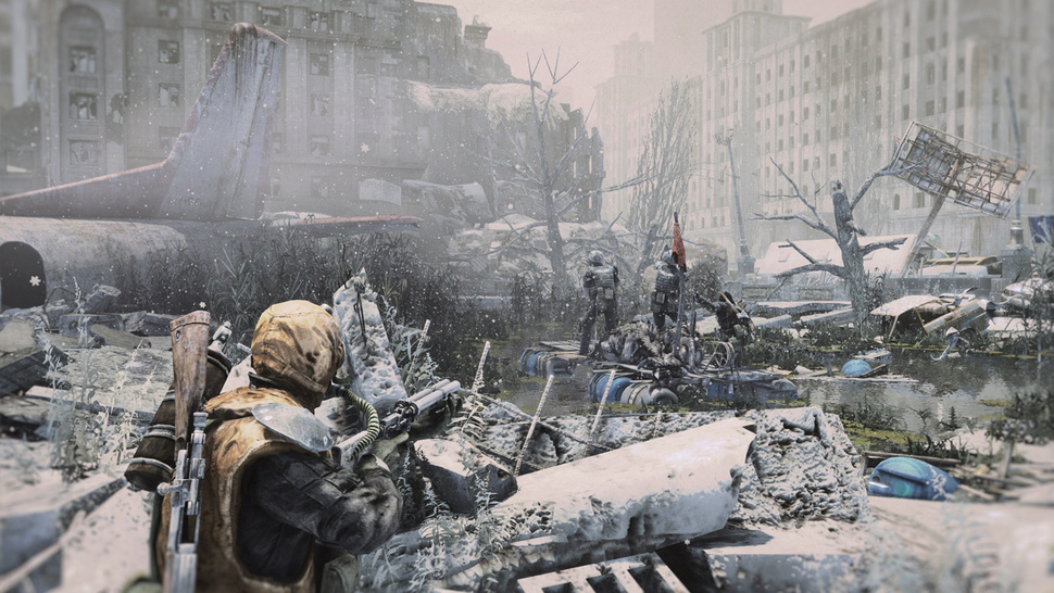 Next Year Will See A Return To <em>Metro 2033</em>'s Horrific Russian Underground