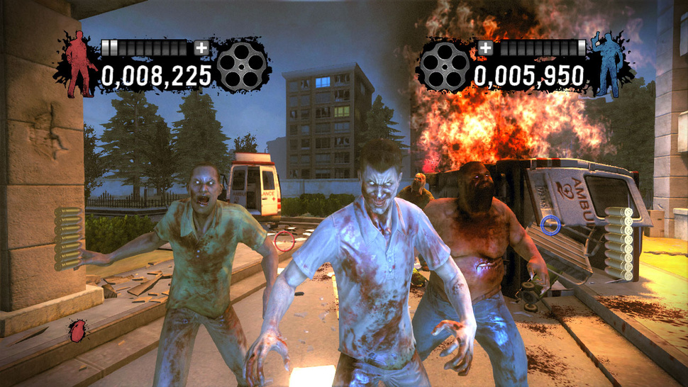 Damn, <em>The House of the Dead: Overkill</em>'s Coming to the Fucking PlayStation Move