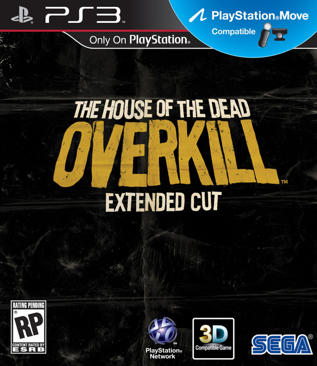 Damn, The House of the Dead: Overkill's Coming to the Fucking PlayStation Move