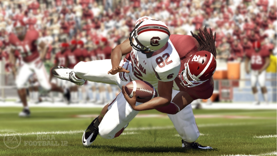 New Features Aren't All Free in <em>NCAA Football 12</em>