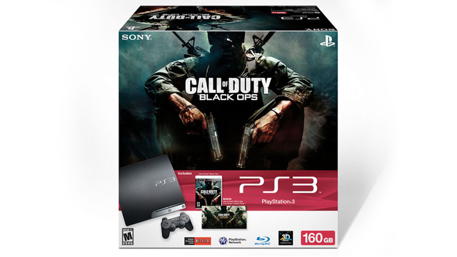Get Your Call of Duty: Black Ops PS3 Bundle On Next Week