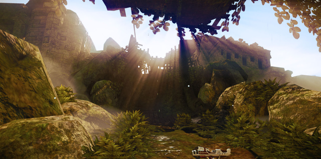 Nexuiz is the Prettiest Shooter You've Never Heard of