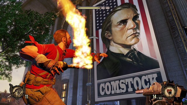 BioShock Infinite's Creator on Being A Big Daddy to BioShock, New Story Beats and Low Calorie Hot Cocoa